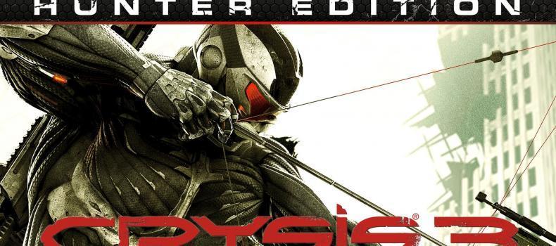 Crysis 3 Preorder: Hunter Edition Bonuses and Trailer
