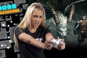 Dark Souls DLC Sanctuary Guardian Video
