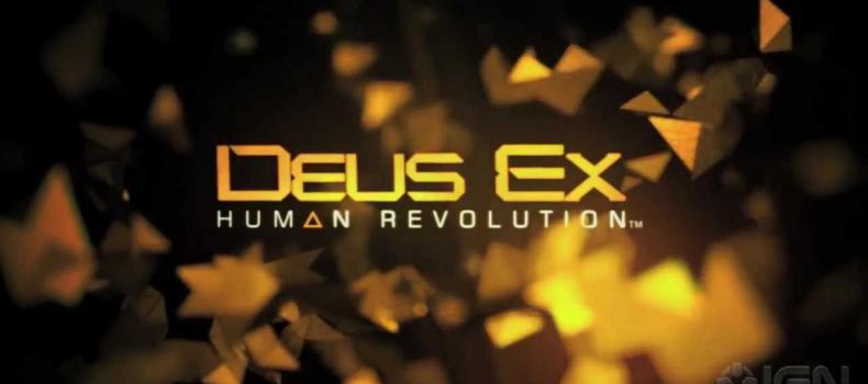 Deus Ex: Human Revolution Stealth Trailer