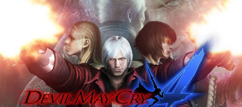 Devil May Cry 4 Special Edition Details and New Trailer Revealed