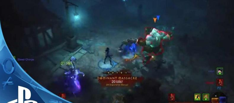Diablo 3 Runs at 900p on Xbox One, 1080p on PS4