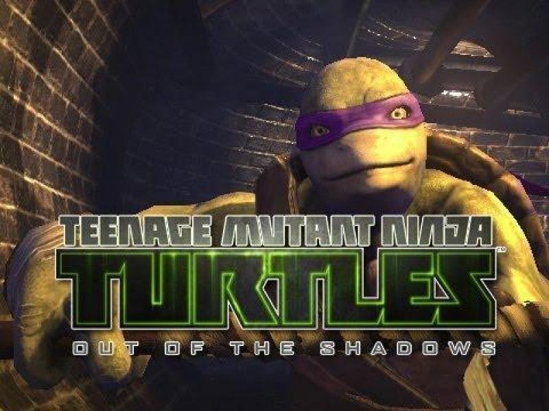 Donatello schools some goons in the latest Out of the Shadows trailer