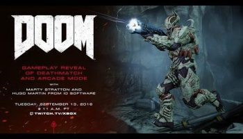 DOOM: Free Update Arrives This Month