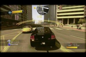 Driver:SF Checkpoint Race Gameplay