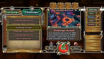 Dungeon Defenders: Dev Diary 5: Game Modes