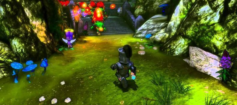Dungeon Defenders New Trailer and Release Date