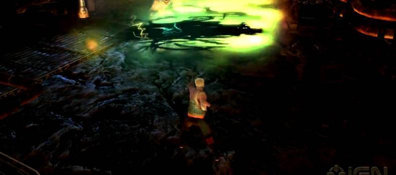 Dungeon Siege III Reinhart Trailer