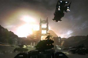 Dust 514 E3 2012 Beta Gameplay