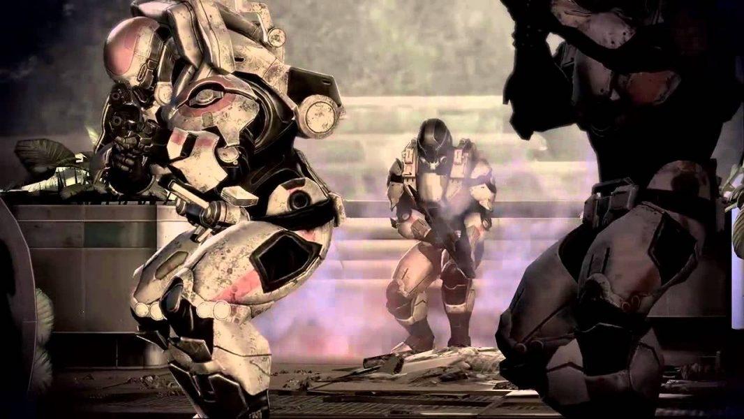 "E3 2011: Mass Effect 3 ""Fall of Earth"" Trailer"
