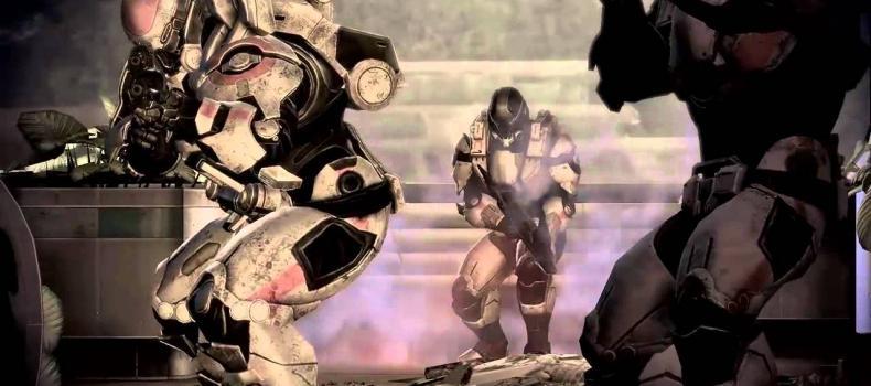 E3 2011: Mass Effect 3 Fall of Earth Trailer