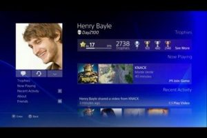 E3 2013: welcome to the PlayStation 4 user interface