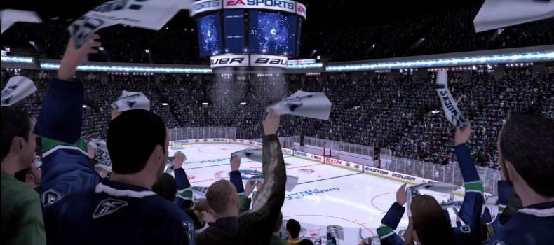 EA Sports Season Ticket video.