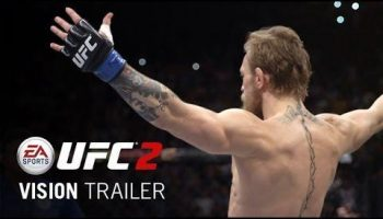 EA Sports UFC 2: First Trailer and Release Period Revealed