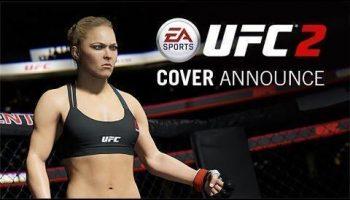 EA Sports UFC 2: Ronda Rousey Graces the Cover