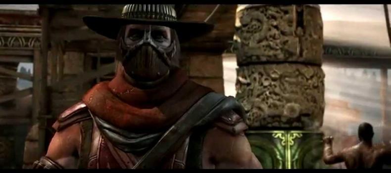 Erron Black Reveal Trailer For Mortal Kombat X! Plus, Liu Kang Details!