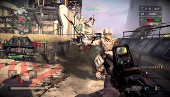 EU PSBlog: Killzone 3 'From The Ashes' Map Pack Launches Next Week