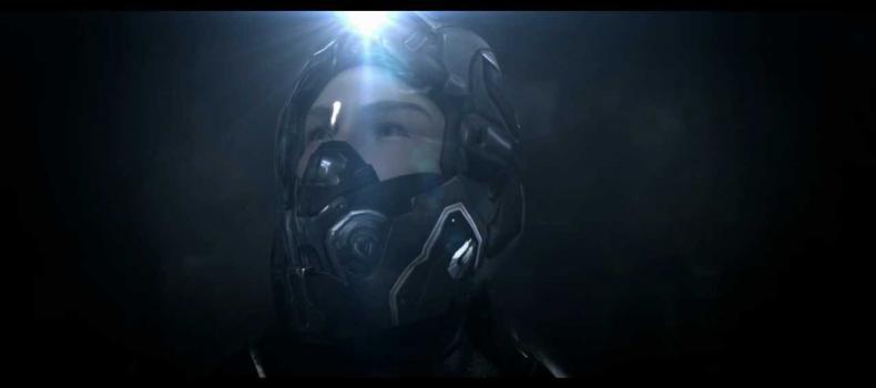 EVE Fanfest trailer for Dust 514