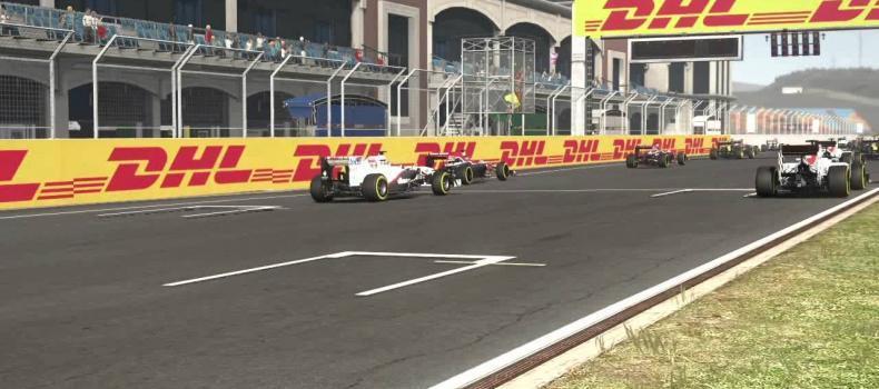 F1 2011 Video Recreates Great Moments From The Season So Far