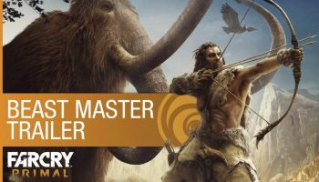 Far Cry Primal: Beast Master Feature Showcased