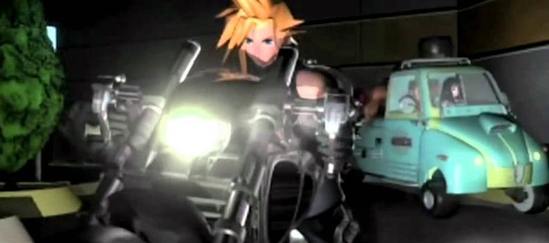 Final Fantasy VII PC re-release confirmed