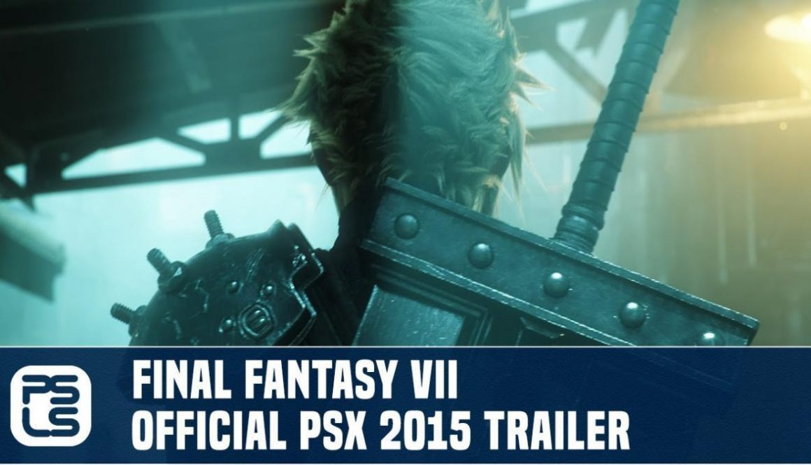 Final Fantasy VII Remake Shows Off New Looks and Gameplay In Trailer