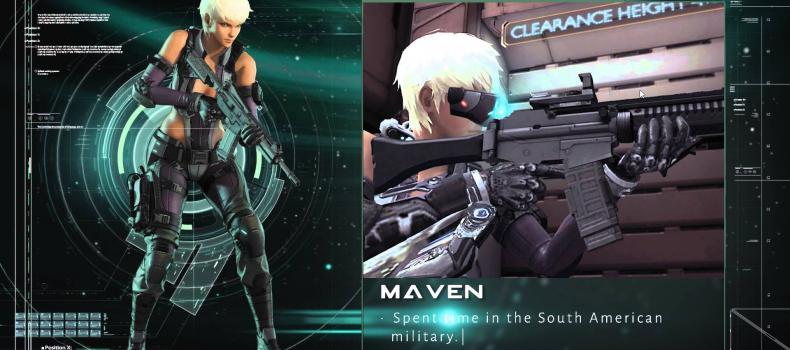 First Assault: Maven Gets New Spotlight Trailer