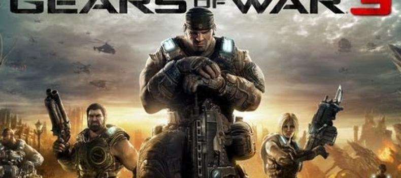 First Gears of War 3 Campaign Trailer revealed