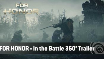 For Honor Gets In the Battle Trailer