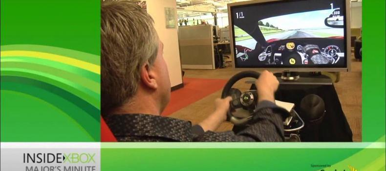 Forza 4 Head Tracking Preview