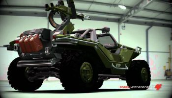Forza 4 introduces the Halo Warthog