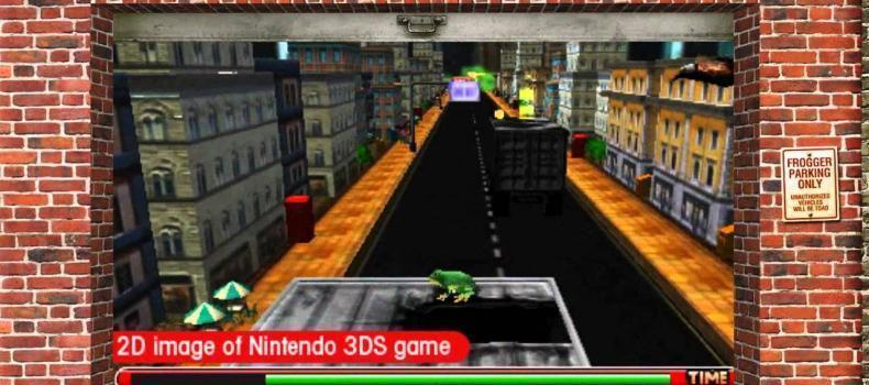 Frogger 3DS Trailer