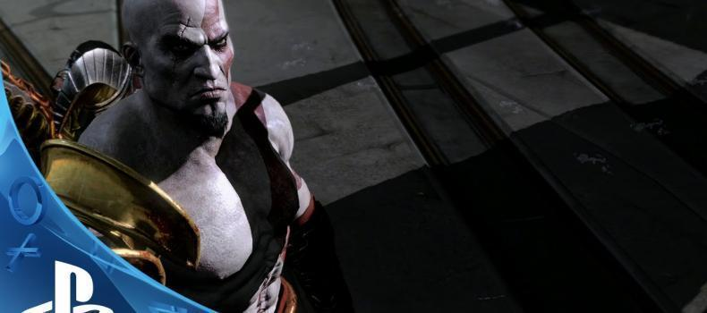 God of War 3 Getting PlayStation 4 Remaster Treatment