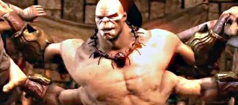 Goro Gameplay Trailer Revealed