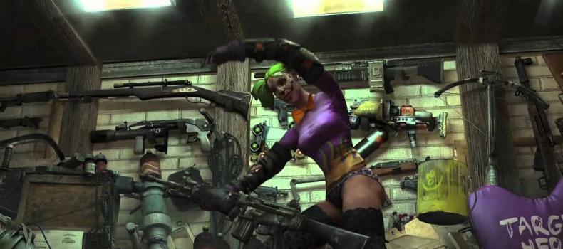Gotham City Imposter CGI Trailer