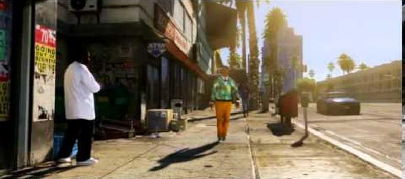 GTA V: our summary of the Game Informer reveal