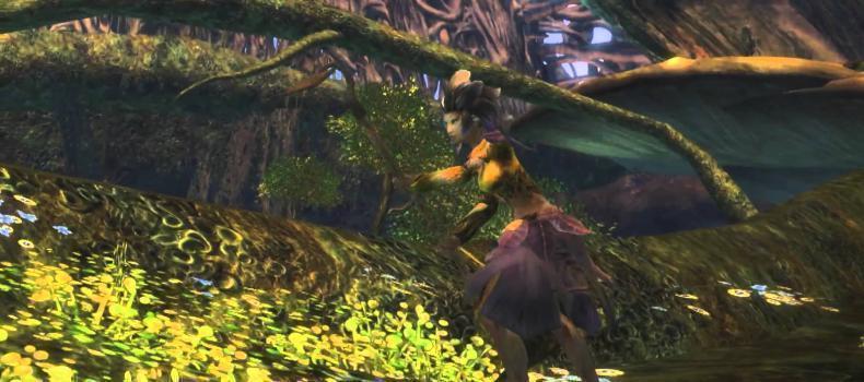 Guild Wars 2- The Grove, Homeland of the Sylvar