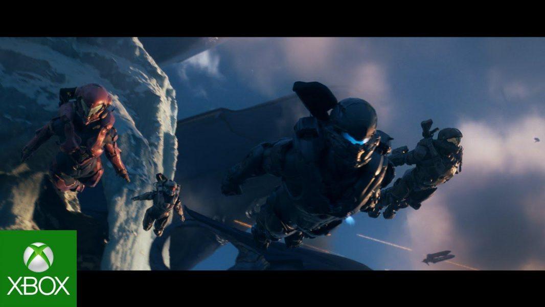 Halo 5 Opening Cinematic, Nathan Fillion Returns