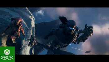 Halo 5 Opening Cinematic, Nathan Fillion Returns