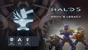 Halo 5 Update Launch Trailer for Forge & Anvil