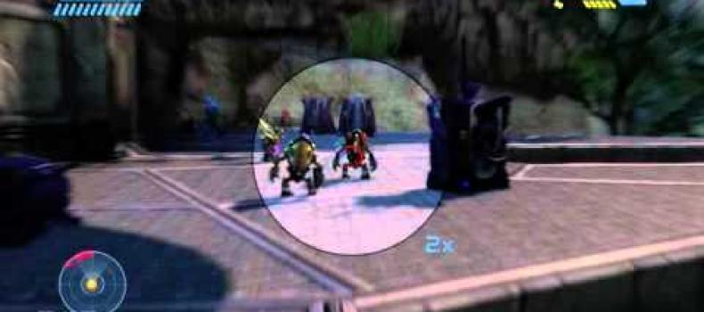 Halo: Combat Evolved Anniversary a grunt skull Trailer