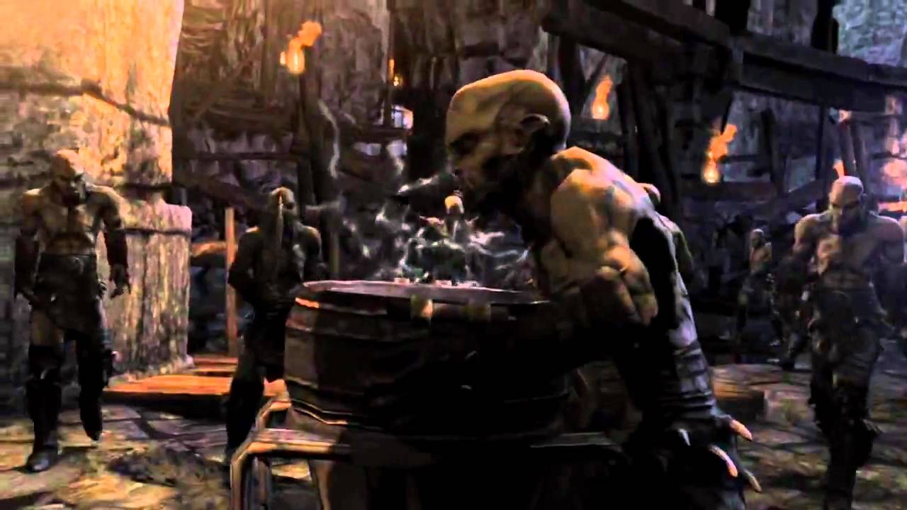 Hunted: The Demon's Forge - Descent into Mystery Trailer ...