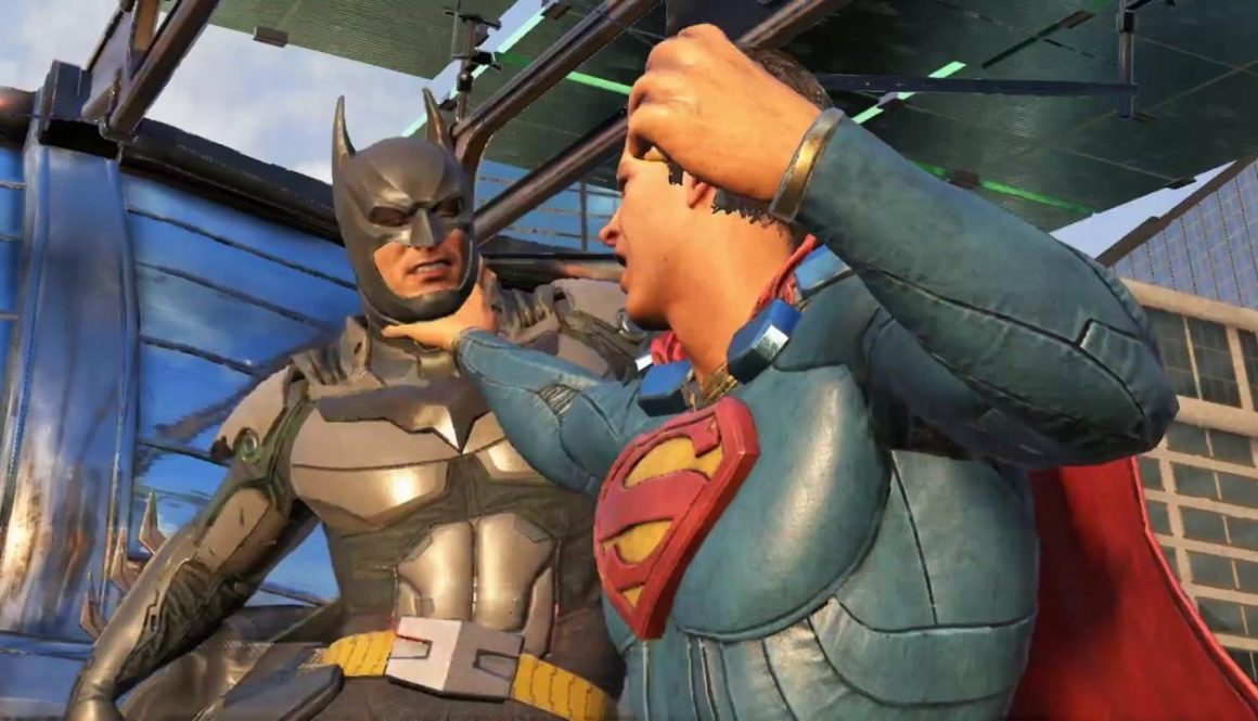 Injustice 2: New Story Trailer Revealed