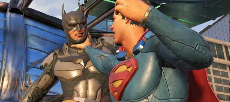 Injustice 2 Gets New Story Trailer