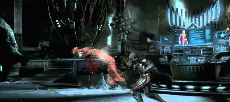Injustice: Gods Among Us Comic-Con 2012 Trailer