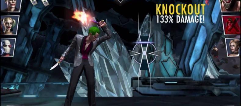 Injustice Mobile Gets Suicide Squad Content