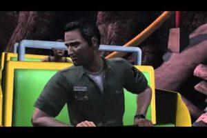 Jurassic Park – Action Trailer #2