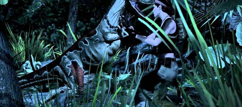 Jurassic Park: The Game – Action Montage