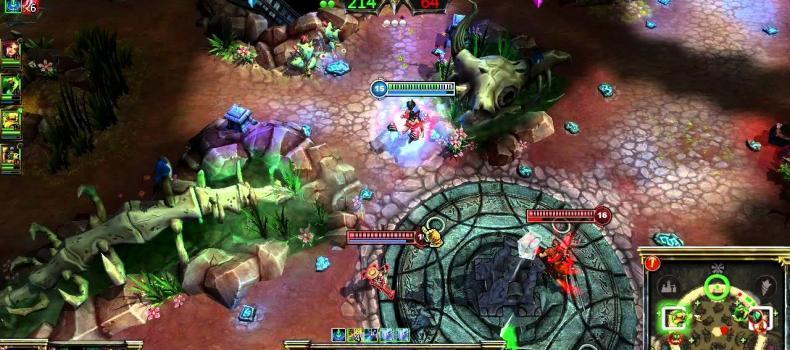 League of Legends: Dominion – Gameplay Behind The Scenes