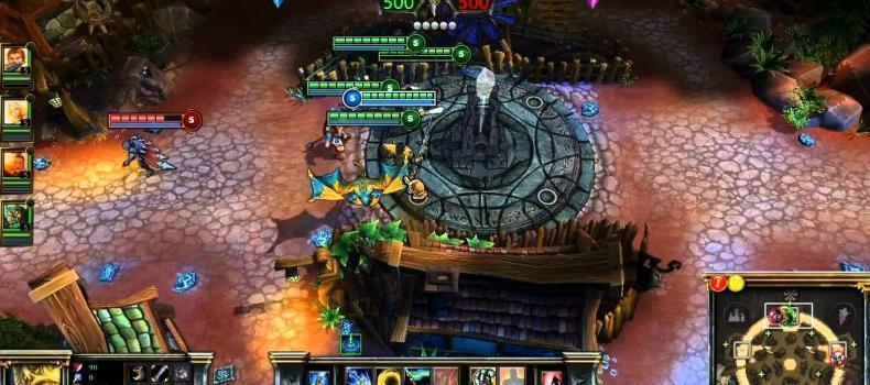 League of Legends: Dominion Mode Spotlight