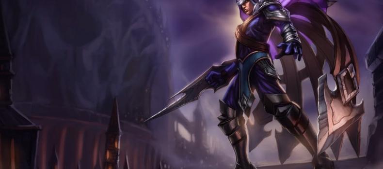 League of Legends – Talon Art Spotlight